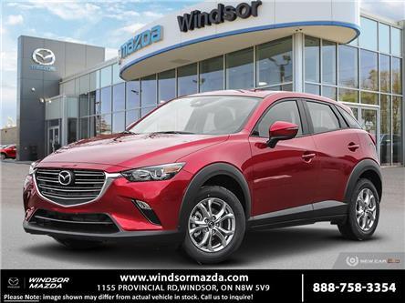 2021 Mazda CX-3 GS (Stk: C33227) in Windsor - Image 1 of 23