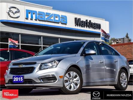 2015 Chevrolet Cruze 1LT (Stk: N210087A) in Markham - Image 1 of 24