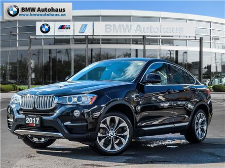 2017 BMW X4 xDrive28i (Stk: P9869) in Thornhill - Image 1 of 33