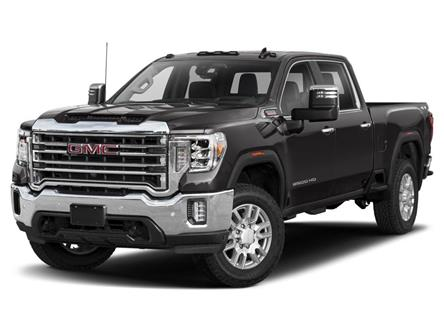 2021 GMC Sierra 2500HD SLT (Stk: F117434) in PORT PERRY - Image 1 of 9