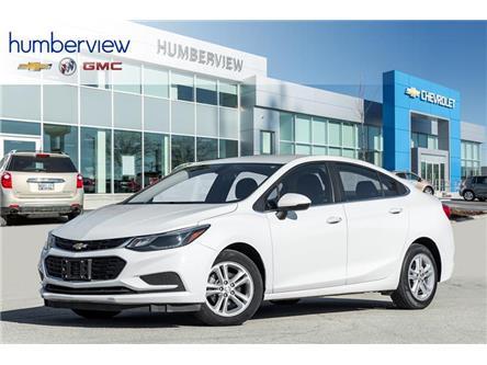 2017 Chevrolet Cruze LT Auto (Stk: 505459DP) in Toronto - Image 1 of 20