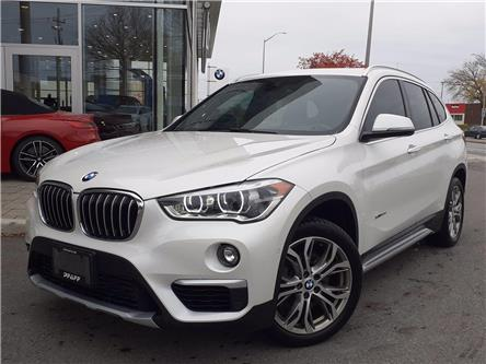 2018 BMW X1 xDrive28i (Stk: P9622) in Gloucester - Image 1 of 27