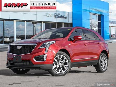 2021 Cadillac XT5 Sport (Stk: 88707) in Exeter - Image 1 of 27