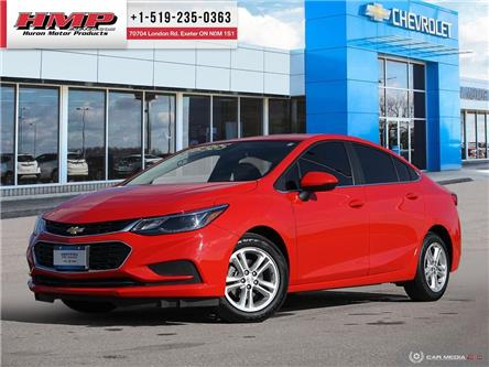 2018 Chevrolet Cruze LT Auto (Stk: 88718) in Exeter - Image 1 of 27