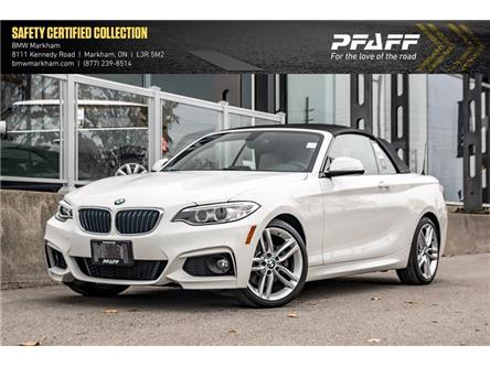 2017 BMW 230i xDrive (Stk: L13506) in Markham - Image 1 of 22