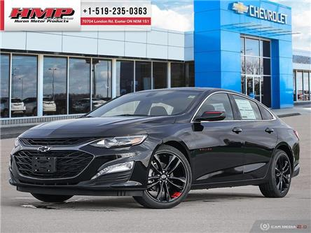 2021 Chevrolet Malibu LT (Stk: 88721) in Exeter - Image 1 of 27