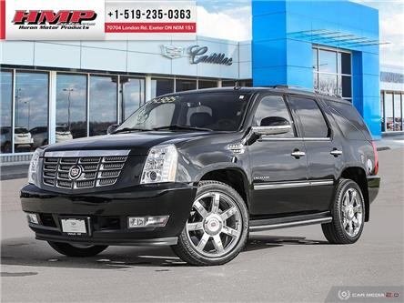 2013 Cadillac Escalade Base (Stk: 63238) in Exeter - Image 1 of 27