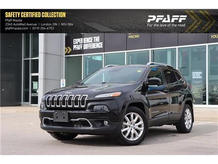 2015 Jeep Cherokee Limited (Stk: LM9720A) in London - Image 1 of 22