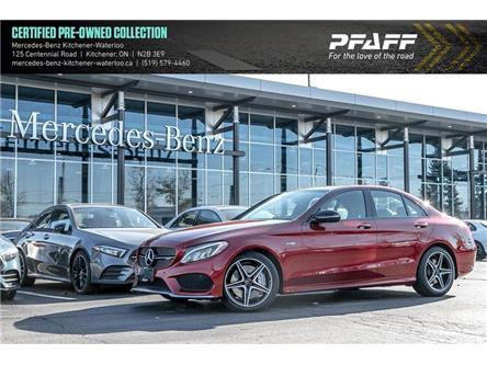 2017 Mercedes-Benz AMG C 43 Base (Stk: K4184) in Kitchener - Image 1 of 22