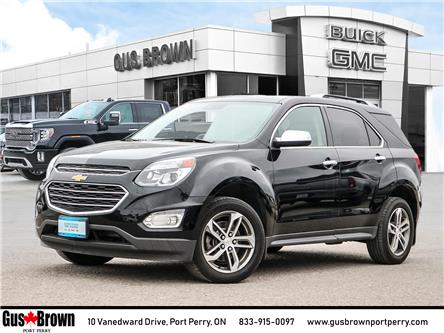 2017 Chevrolet Equinox Premier (Stk: 211157U) in PORT PERRY - Image 1 of 30