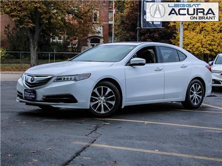 2016 Acura TLX Tech (Stk: 4328) in Burlington - Image 1 of 28
