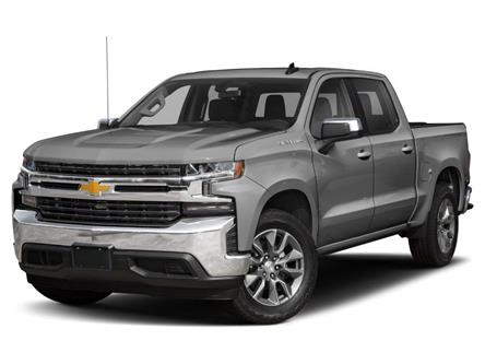 2021 Chevrolet Silverado 1500 LT (Stk: T21035) in Campbell River - Image 1 of 9
