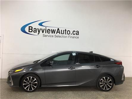 2018 Toyota Prius Prime Base (Stk: 37224W) in Belleville - Image 1 of 29