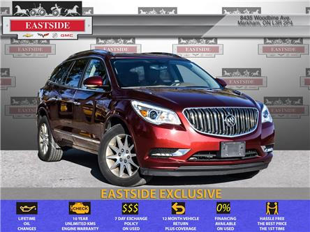 2017 Buick Enclave Leather (Stk: 170774B) in Markham - Image 1 of 25