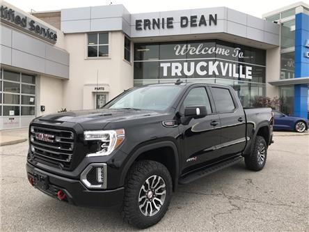 2021 GMC Sierra 1500 AT4 (Stk: 15529) in Alliston - Image 1 of 22