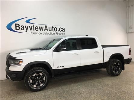 2019 RAM 1500 Rebel (Stk: 37269WA) in Belleville - Image 1 of 30