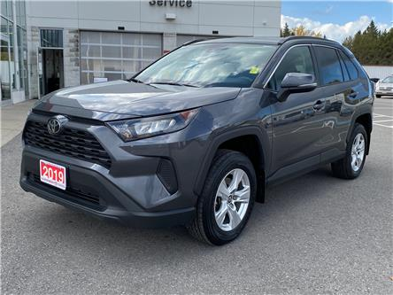 2019 Toyota RAV4 LE (Stk: W5180) in Cobourg - Image 1 of 23