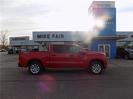 2021 Chevrolet Silverado 1500 Silverado Custom (Stk: 21038) in Smiths Falls - Image 1 of 16