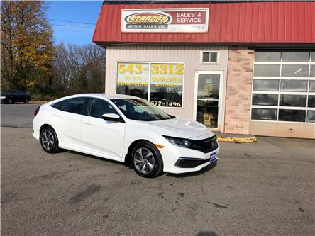 2019 Honda Civic LX (Stk: KH026417) in Morrisburg - Image 1 of 9