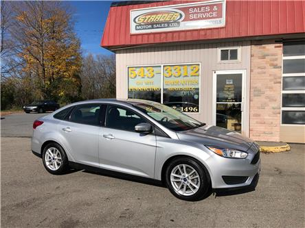 2016 Ford Focus SE (Stk: GL400399) in Morrisburg - Image 1 of 12