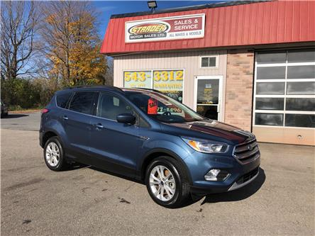 2018 Ford Escape SE (Stk: JUA45104) in Morrisburg - Image 1 of 12