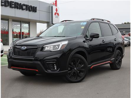 2019 Subaru Forester 2.5i Sport (Stk: 201465A) in Fredericton - Image 1 of 19