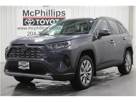 2021 Toyota RAV4 Limited (Stk: W147272) in Winnipeg - Image 1 of 22