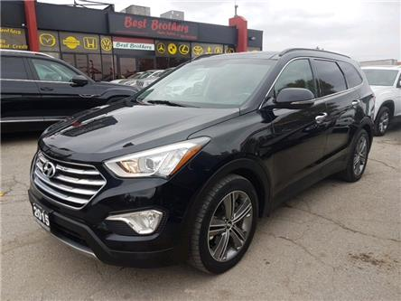 2015 Hyundai Santa Fe XL Limited (Stk: 092753) in Toronto - Image 1 of 19