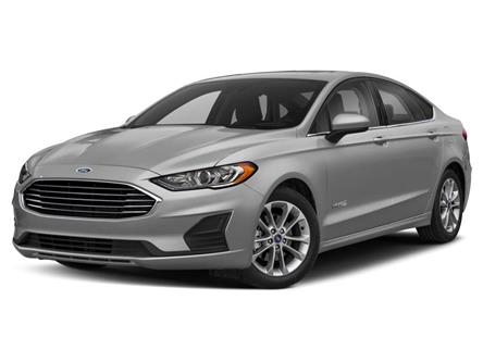 2019 Ford Fusion Hybrid SEL (Stk: P56179) in Vancouver - Image 1 of 9
