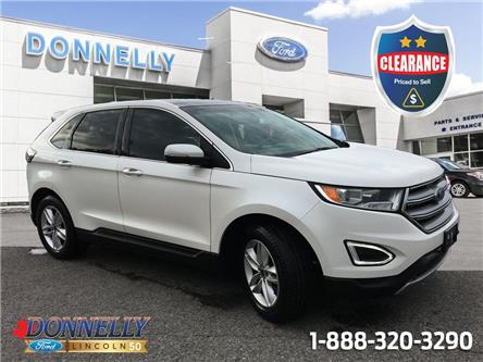 2016 Ford Edge SEL (Stk: CLDU6606) in Ottawa - Image 1 of 25