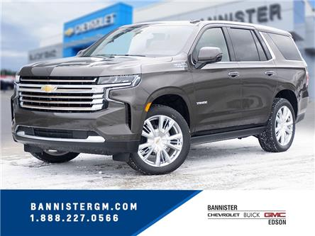 2021 Chevrolet Tahoe High Country (Stk: 21-001) in Edson - Image 1 of 19