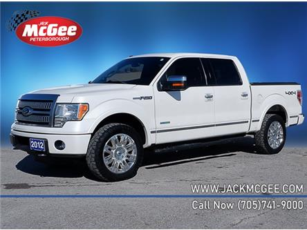 2012 Ford F-150 Platinum (Stk: 20588A) in Peterborough - Image 1 of 24
