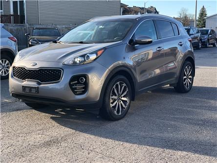 2017 Kia Sportage EX (Stk: 21056A) in Rockland - Image 1 of 25