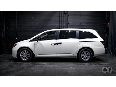 2017 Honda Odyssey SE (Stk: CT20-630) in Kingston - Image 1 of 40