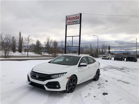 2018 Honda Civic Sport (Stk: P20-048) in Grande Prairie - Image 1 of 22