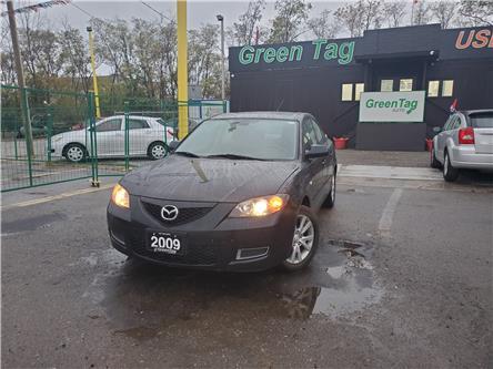 2009 Mazda Mazda3 GS (Stk: 5533) in Mississauga - Image 1 of 25