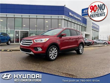 2018 Ford Escape Titanium (Stk: 5454A) in Edmonton - Image 1 of 21