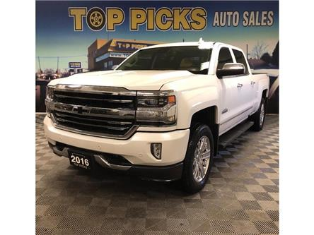 2016 Chevrolet Silverado 1500 High Country (Stk: 149582) in NORTH BAY - Image 1 of 27