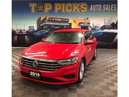 2019 Volkswagen Jetta 1.4 TSI Comfortline (Stk: 092445) in NORTH BAY - Image 1 of 25