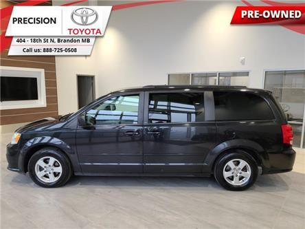 2011 Dodge Grand Caravan BLACK (Stk: 200432) in Brandon - Image 1 of 25