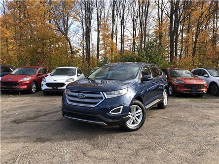 2017 Ford Edge SEL (Stk: P9242) in Barrie - Image 1 of 16