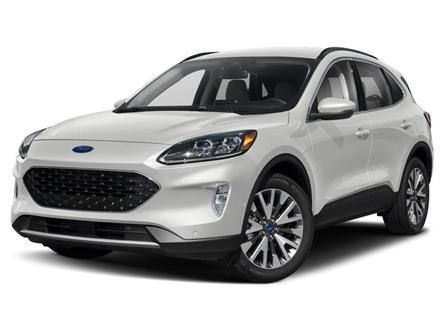 2020 Ford Escape Titanium Hybrid (Stk: LUC41256) in Wallaceburg - Image 1 of 9