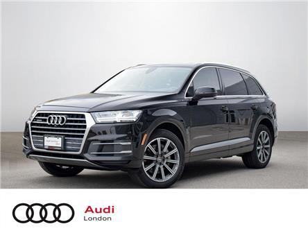 2017 Audi Q7 3.0T Technik (Stk: 20617A) in London - Image 1 of 28