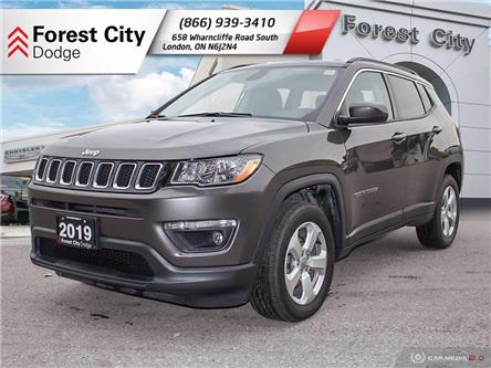 2019 Jeep Compass North (Stk: DT0059) in Sudbury - Image 1 of 15