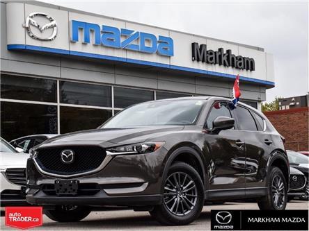 2020 Mazda CX-5 GS (Stk: N200085A) in Markham - Image 1 of 29