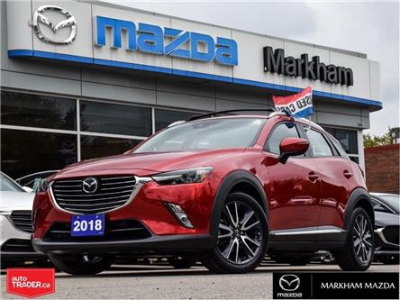 2018 Mazda CX-3 GT (Stk: P2029) in Markham - Image 1 of 30