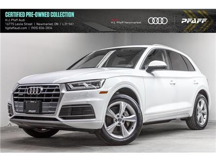 2020 Audi Q5 45 Progressiv (Stk: 53728) in Newmarket - Image 1 of 22