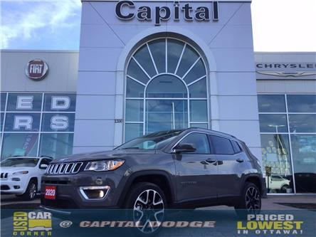 2020 Jeep Compass Limited (Stk: P3025) in Kanata - Image 1 of 28