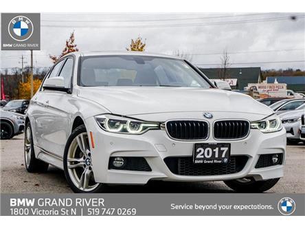 2017 BMW 330i xDrive (Stk: PW5449) in Kitchener - Image 1 of 22
