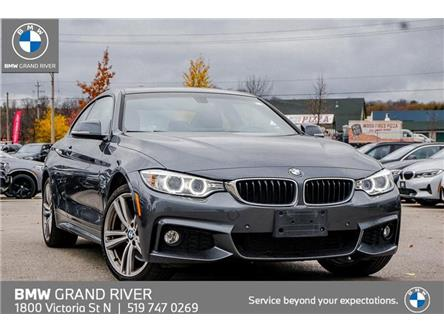 2017 BMW 430i xDrive (Stk: PW5638) in Kitchener - Image 1 of 22